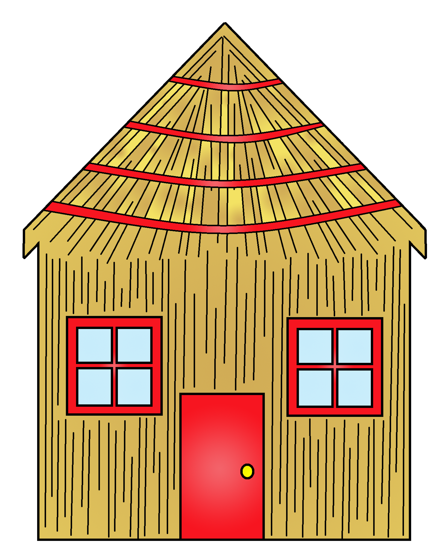 Free Straw House Cliparts, Download Free Clip Art, Free Clip.