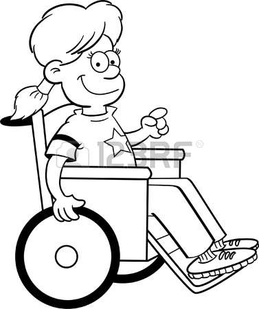 1,127 Wheelchair Child Stock Vector Illustration And Royalty Free.