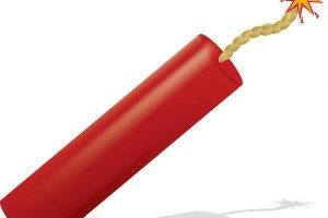 Stick of dynamite clipart 1 » Clipart Portal.