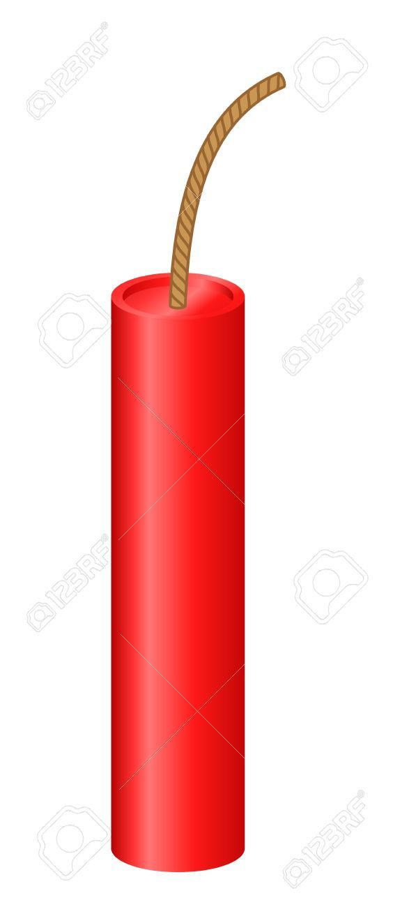 Stick of dynamite clipart 7 » Clipart Portal.