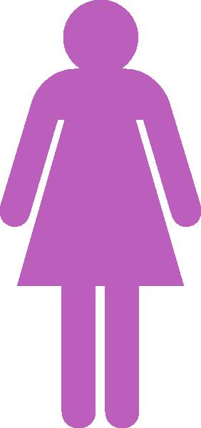 Girl Stick Figure.