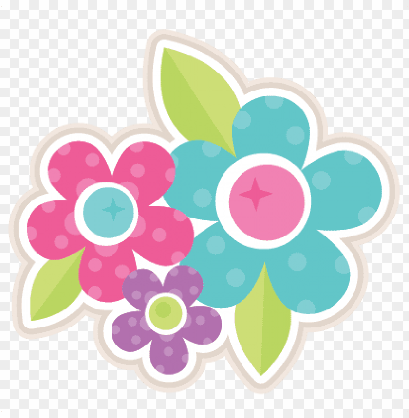 flower group svg scrapbook cut file cute clipart files.