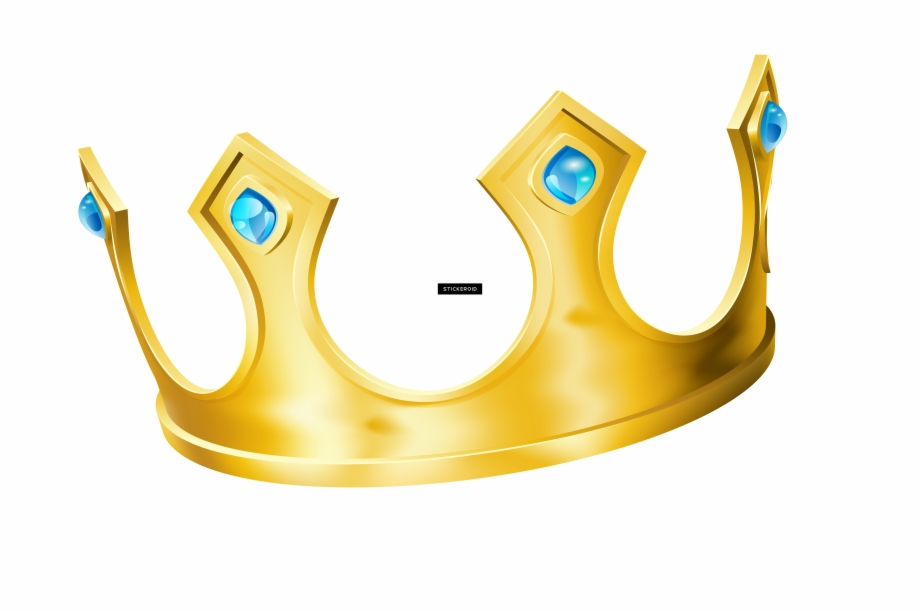 Crown Sticker Transparent Clipart Free Download Ya Crown.