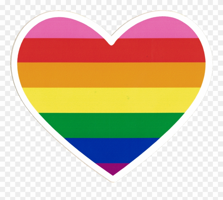 Sticker Transparent Rainbow Clipart Transparent.