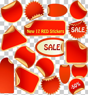 178 sales Sticker Vector PNG cliparts for free download.