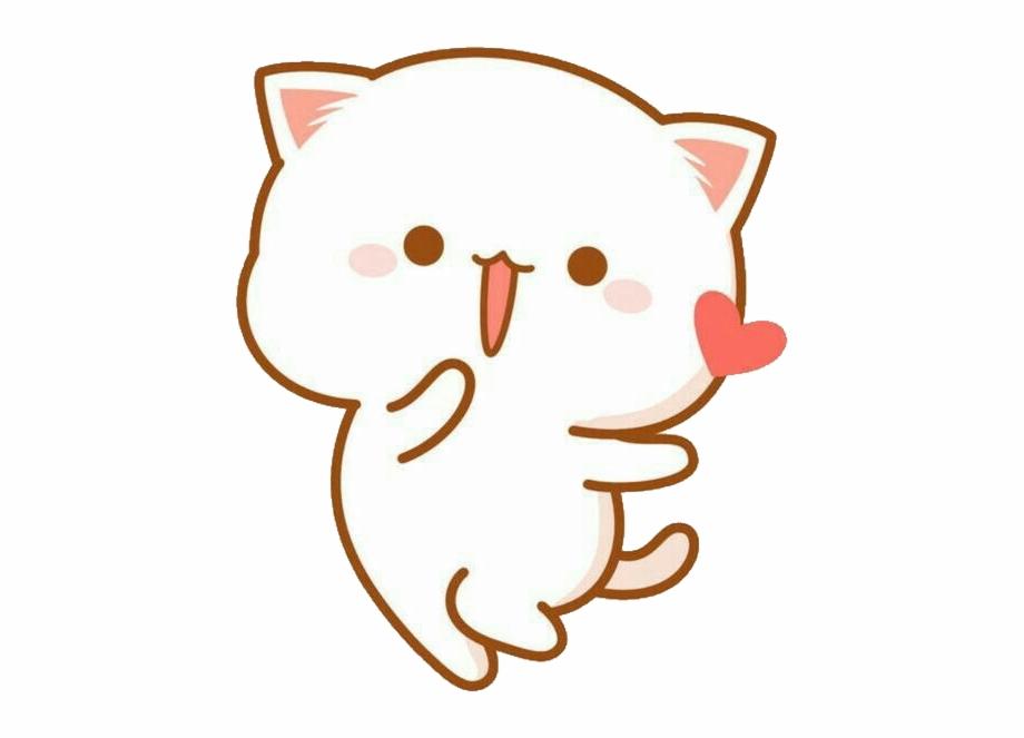 Kawaii Cute Little Hearts Stickers Sticker Png Ruta.