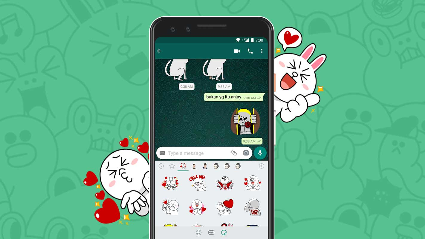 Sticker Line Png Pack Download.