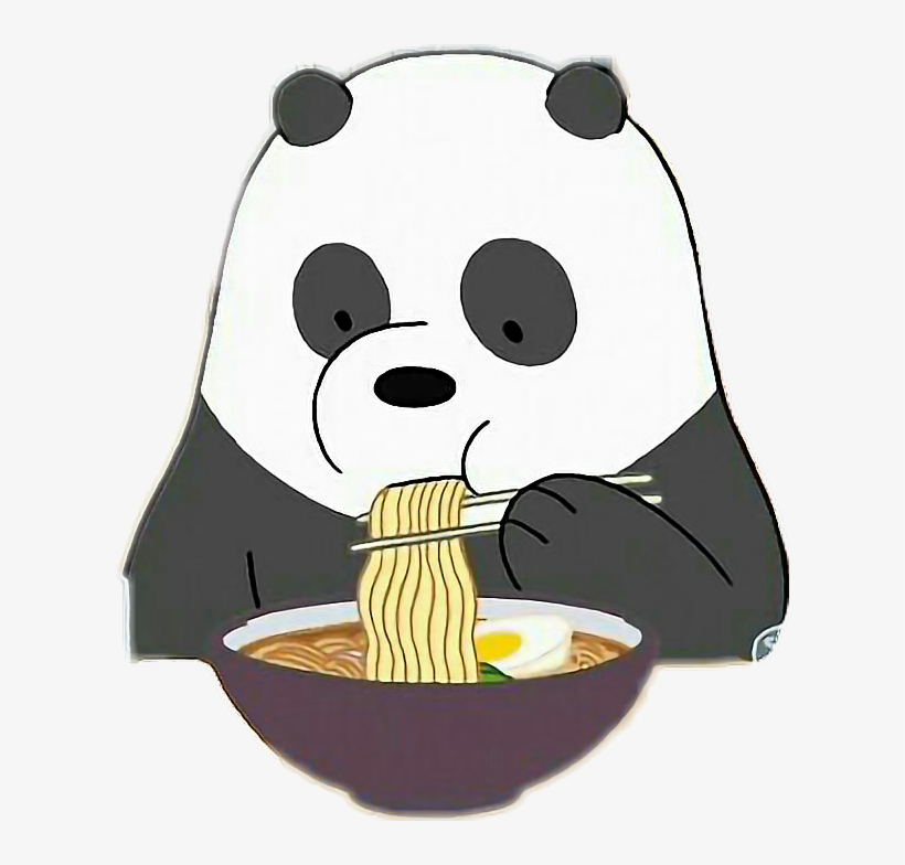 We Bare Bears Sticker Png.