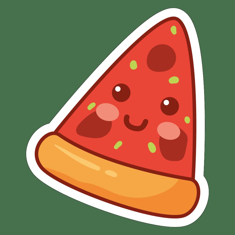 Pizza Pizza Sticker Clip art.