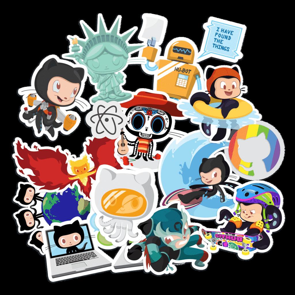 Sticker Packs.