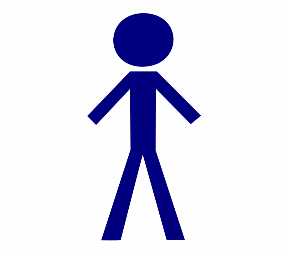 Man Stick Figure Png.