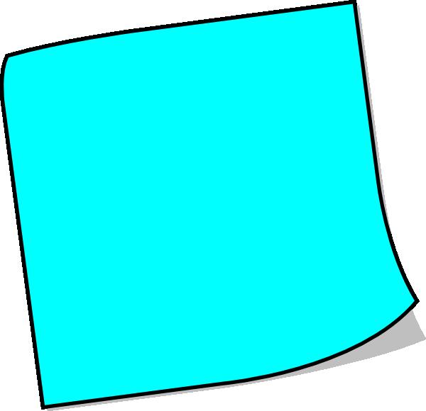 Sticky note clipart - Clipground - photo#18