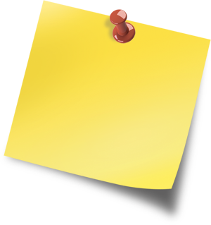 Download Free png Sticky note PNG, Download PNG image with.