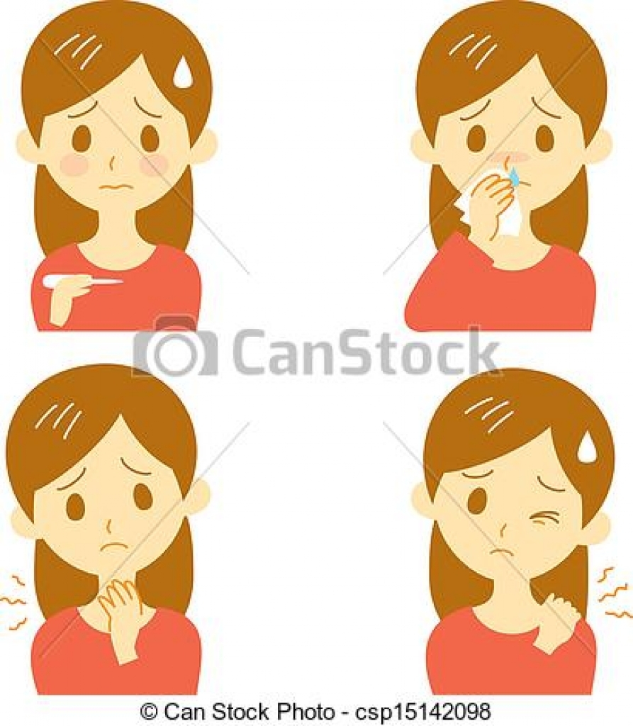 nose pain clipart nose pain clipart stiff neck illustrations and.