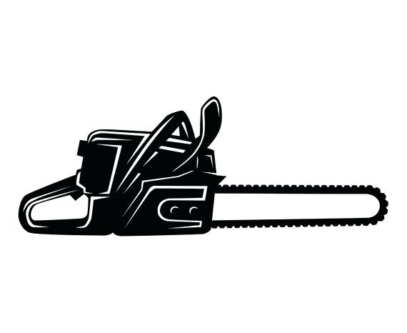 Chainsaw Clip Art Free Clipart Images.