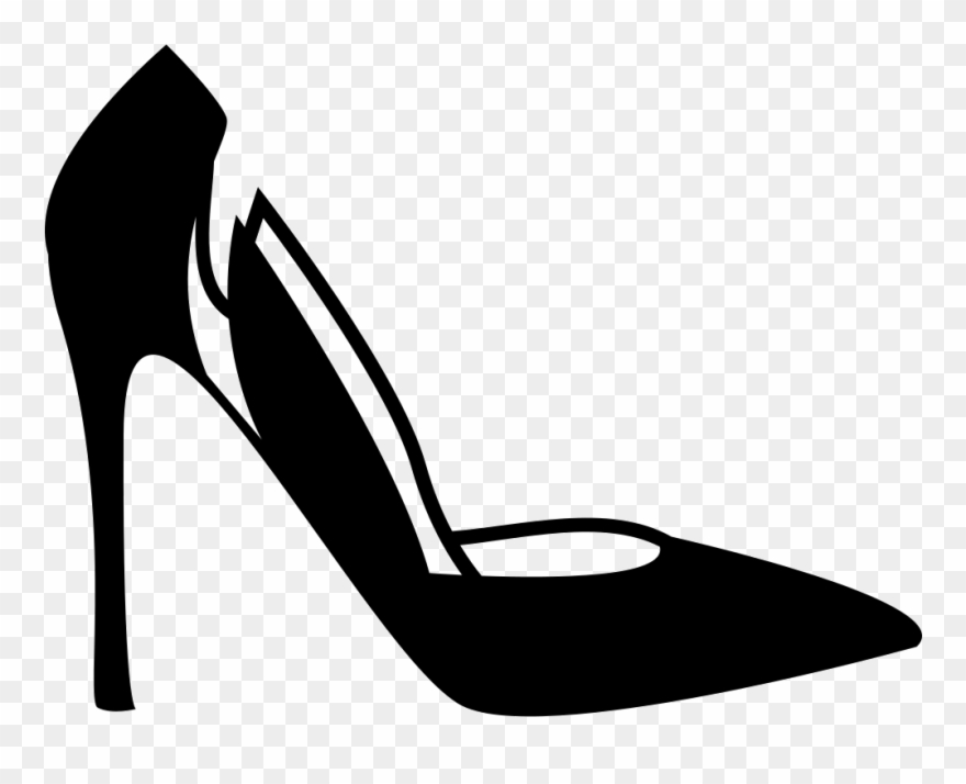 Stiletto Heels Icon Free Download Png Svg Stiletto Clipart.