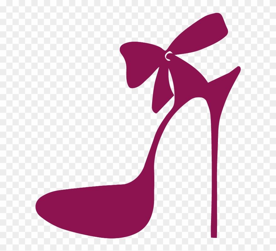 Pink Clipart Stilettos.