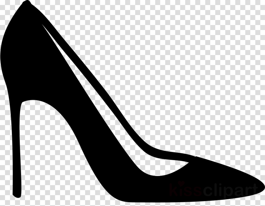 High Heel Shoe Clipart.