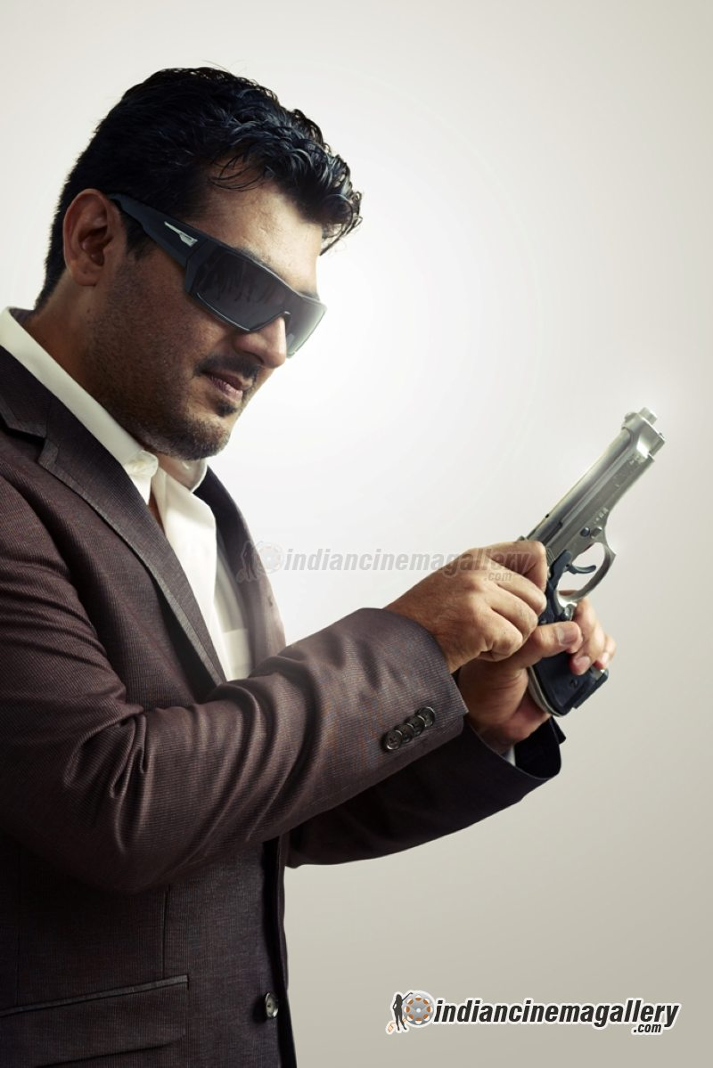 Ajith stills clipart.