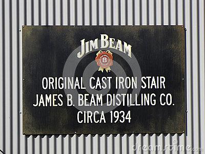Jim Beam Stillhouse Editorial Photography.