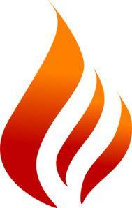 R&o Flame Logo Clip Art.