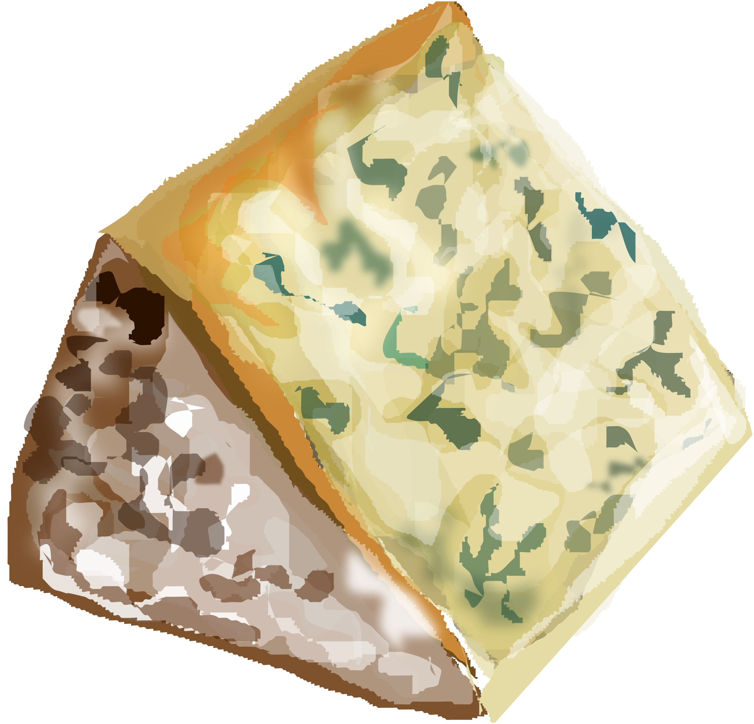 Blue cheese clipart.
