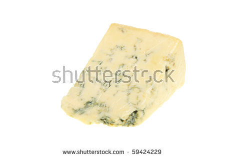 Blue Stilton Cheese Stock Photos, Royalty.