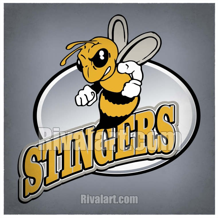 Vector Stinger Clipart CD 01.