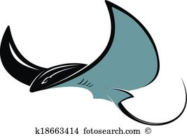 Stingray Clipart EPS Images. 496 stingray clip art vector.