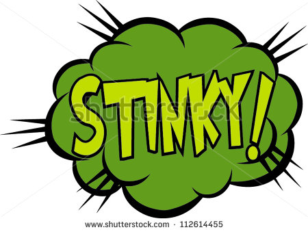 Stinky Clipart.
