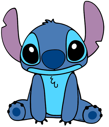 Lilo and Stitch Clip Art Images.