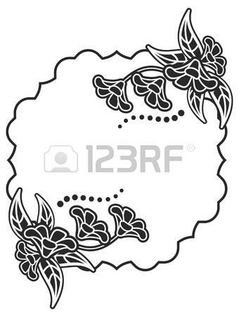 stitch clipart black and white #7