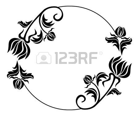 stitch clipart black and white #5