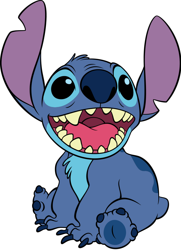 Lilo & Stitch PNG Images Transparent Free Download.