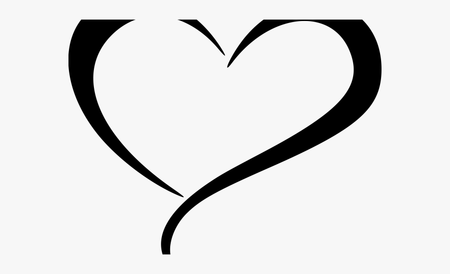 Abstract Clipart Heart.