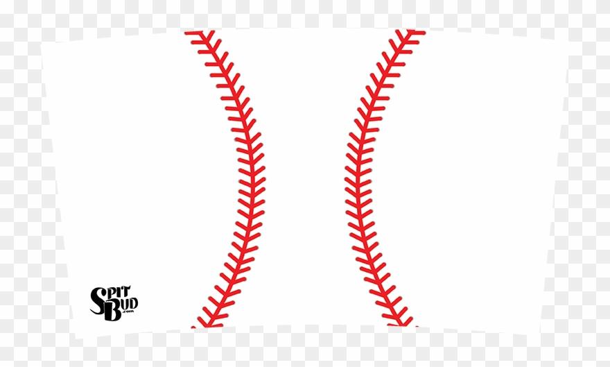 Baseball Stitch Clipart.