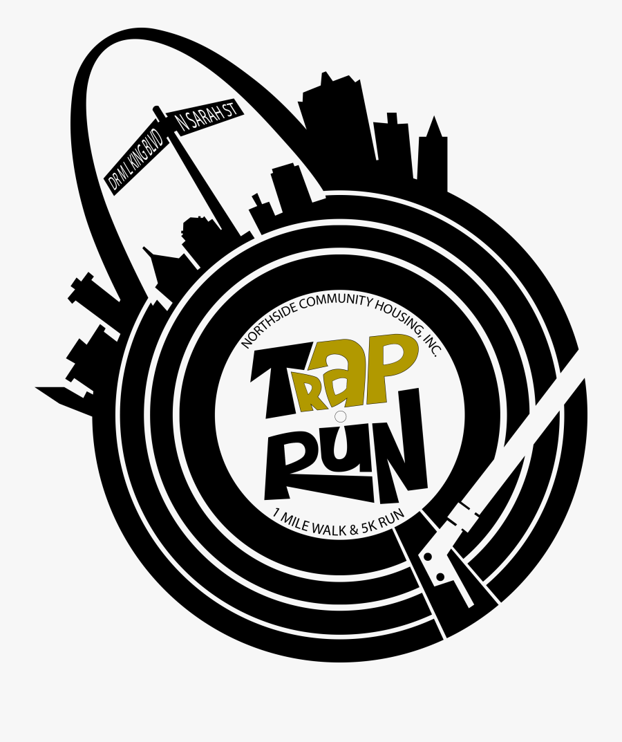 Trap Run Logo.
