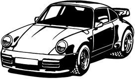 Car Clipart Stock Vector.