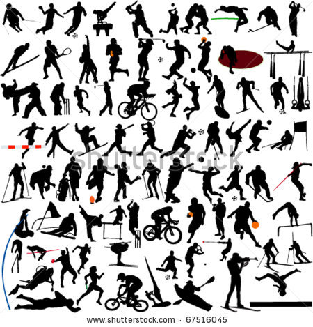 Sports Cliparts Free Download.