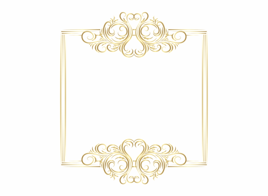Clipart Library Stock Clipart Frame Png.