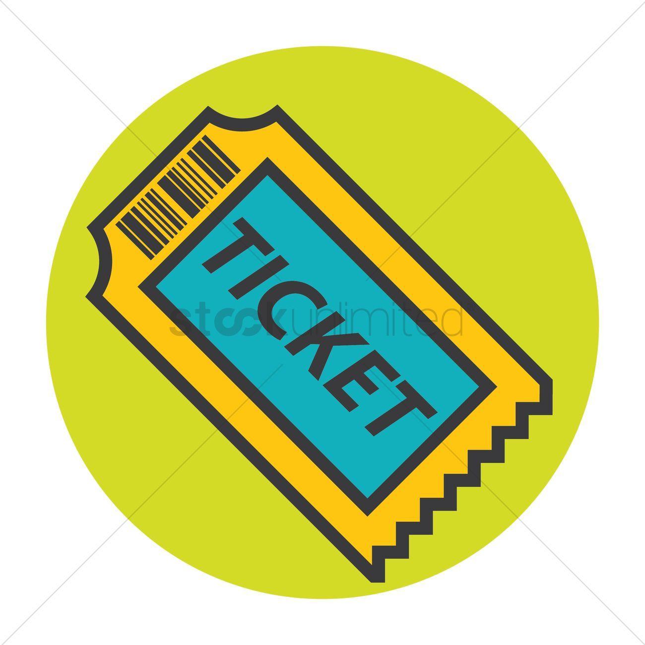Ticket vectors, stock clipart , #AD, #vectors, #Ticket.