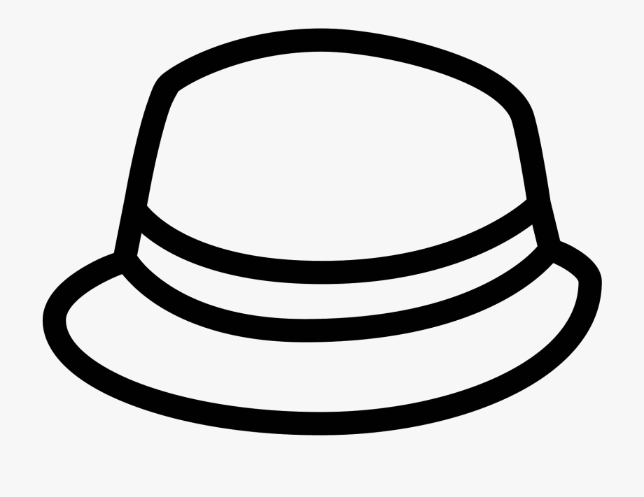 Image Royalty Free Stock Fedora Clipart Trilby.