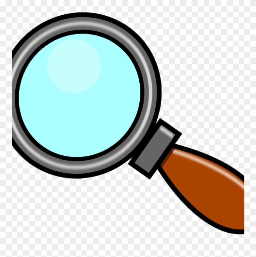 Clipart Royalty Free Stock Magnifying Glass Clipart.