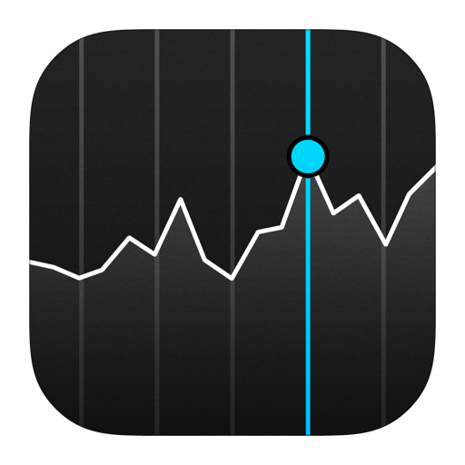 Stocks Icon iOS 7 PNG Image.
