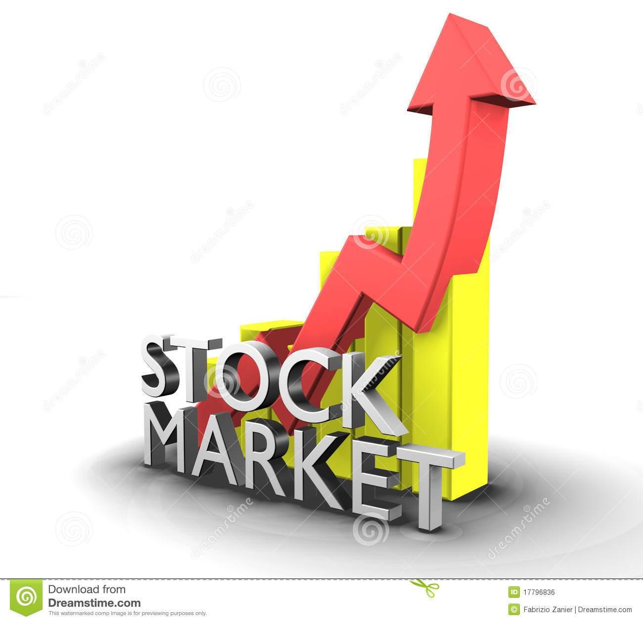 Stock market rise clipart 2 » Clipart Portal.