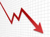 Stock Photograph of Stock market crash ev115.