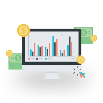 Stock Market PNG Images.