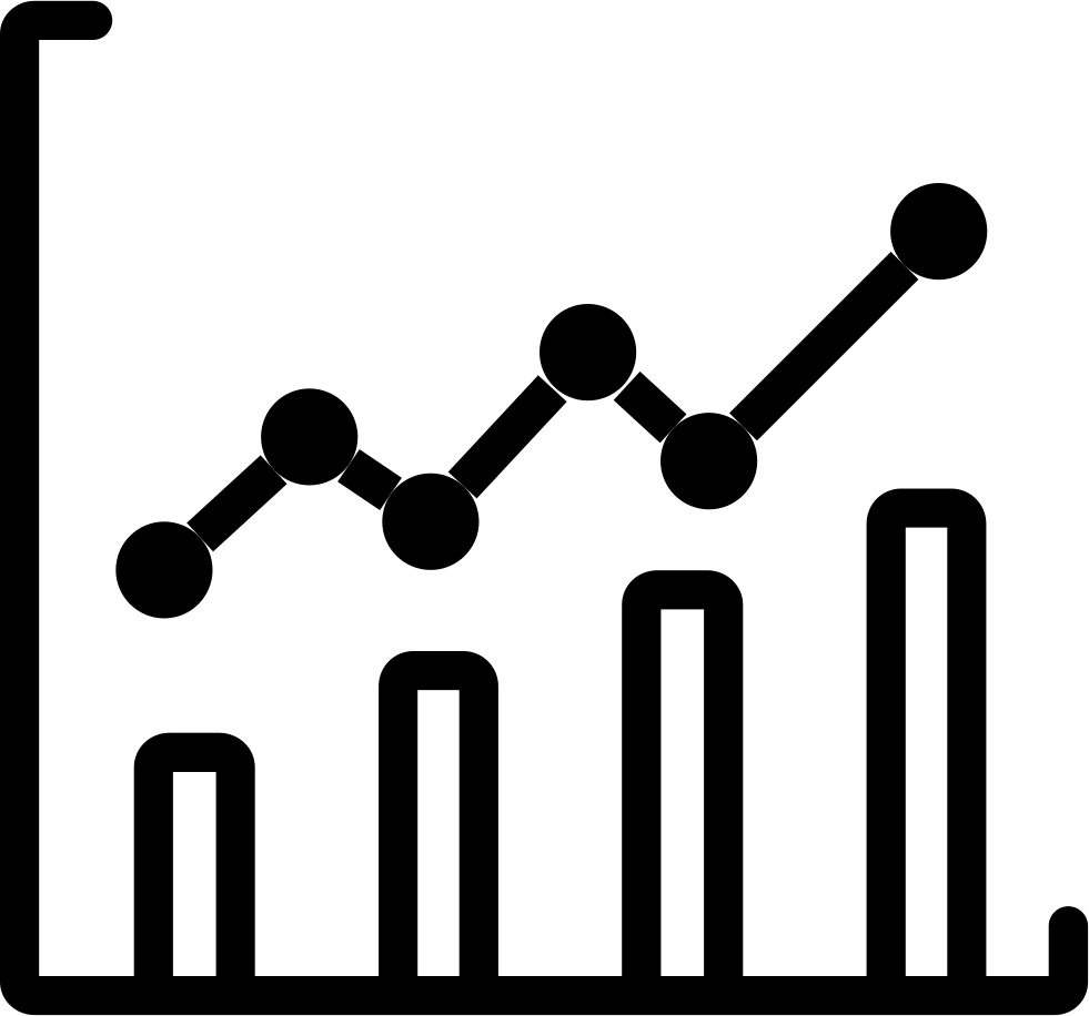 Stock Market Index Svg Png Icon Free Download (#370376.
