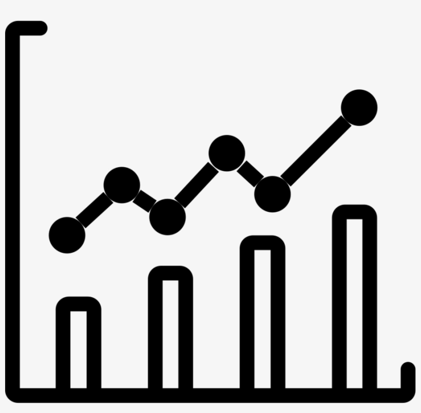 Stock Market Icon Png Transparent PNG.