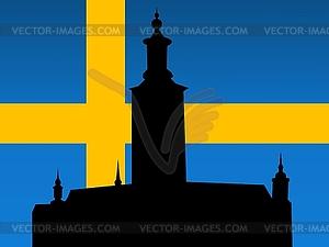 Stockholm clipart.